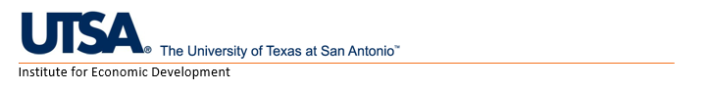 UTSA Letterhead for Blog